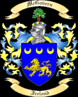McGovern Coat of Arms