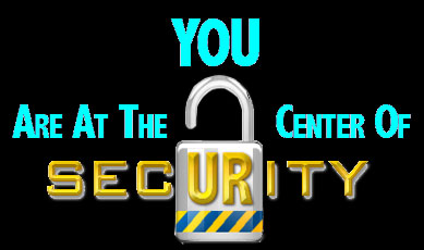You at at the centre of security