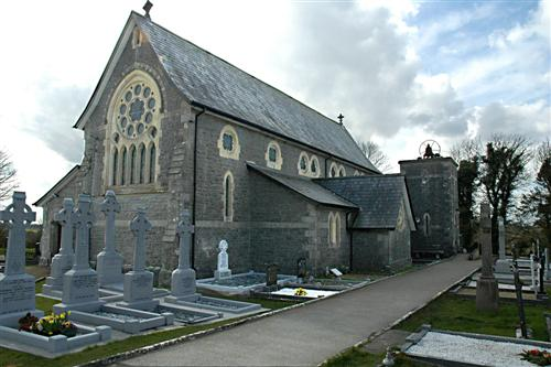 Kilnavart Church
