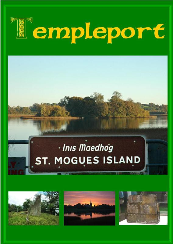 St Mogue's book front cover